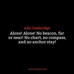 Ada Cambridge