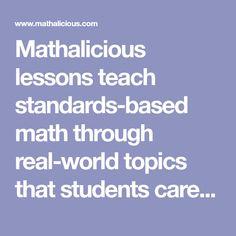 Mathicious