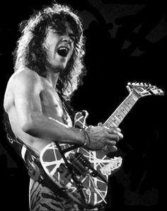 Edward Lodewijk Van Halen