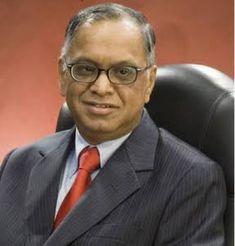 N. R. Narayana Murthy