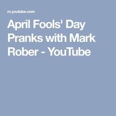 Mark Rober