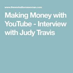 Judy Travis