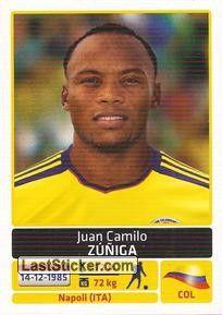 Juan Camilo Zuniga