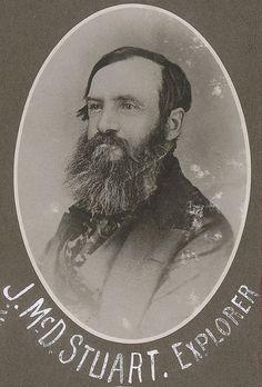 John Mcdouall Stuart