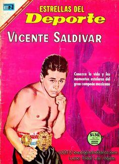 Vicente Saldivar