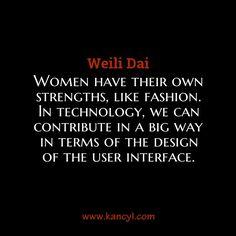Weili Dai
