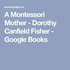 Dorothy Canfield Fisher