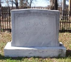 Ed Jones