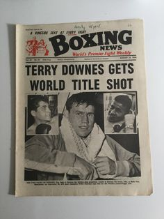 Terry Downes