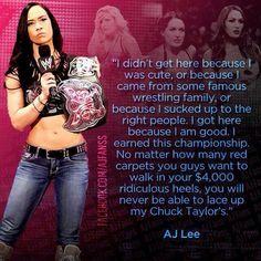 AJ Lee