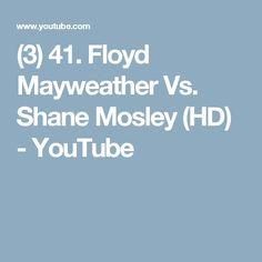 Shane Mosley