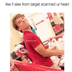 Alex from Target