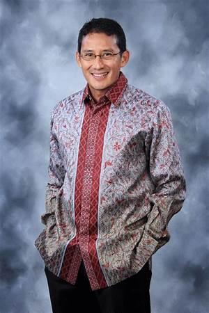 Sandiaga Salahuddin Uno
