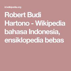 R. Budi Hartono