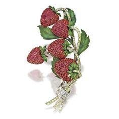 Diamond Strawberry