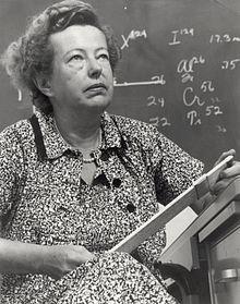 Maria Goeppert-Mayer