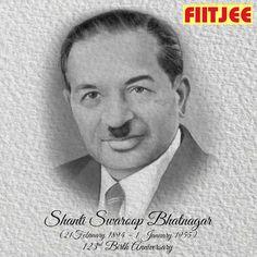 Shanti Swaroop Bhatnagar
