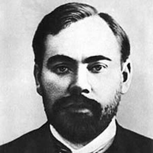 Alexander Bogdanov