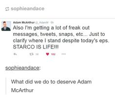 Adam McArthur