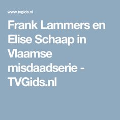Frank Lammers