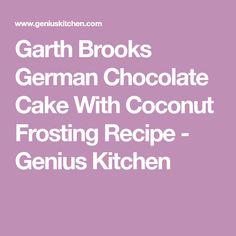 Troyal Garth Brooks