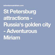 Adventurous Miriam