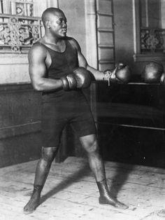 Jack Johnson (Boxer)