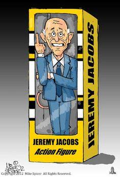 Jeremy Jacobs, Sr.
