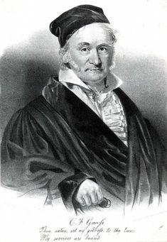 Carl F. Gauss