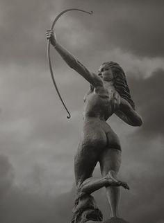 Diana La Cazadora