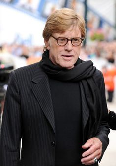 Charles Robert Redford Jr.