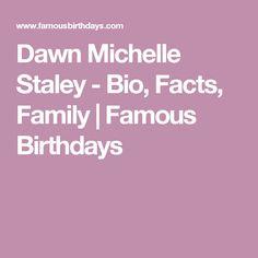 Dawn Michelle Staley