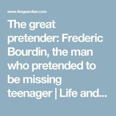Frederic Bourdin