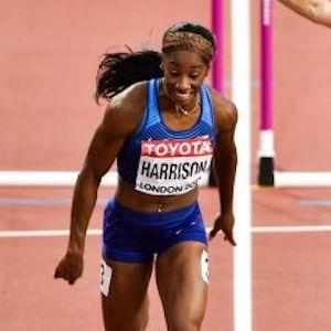 Kendra Harrison