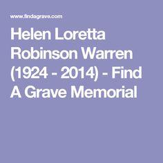 Loretta Robinson & family