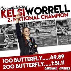 Kelsi Worrell