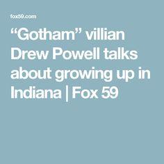 Drew Powell