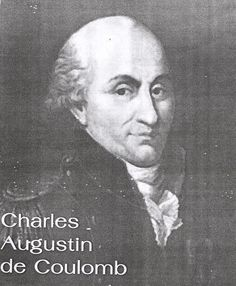 Charles Augustin De Coulomb
