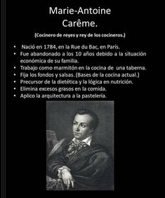 Marie-Antoine Careme