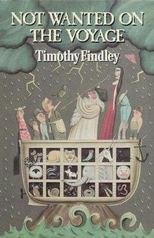 Timothy Findley