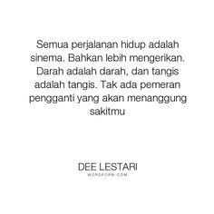 Dee Lestari