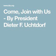 Dieter F Uchtdorf