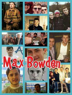 Max Bowden