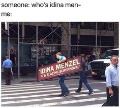 Idina Menzel