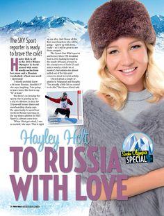 Hayley Holt