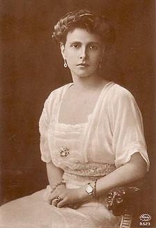 Princess Alice of Battenberg