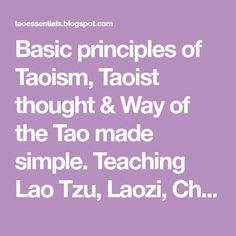 Lao Tzu (Laozi)