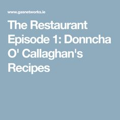 Donncha O'Callaghan