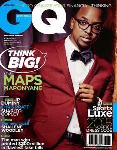 Maps Maponyane