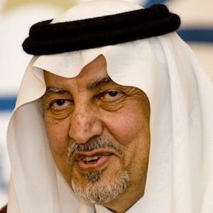 Prince Khalid bin Faisal Al Saud